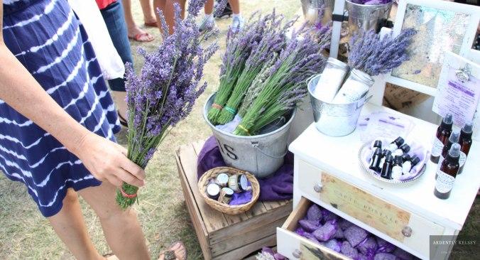 Linens in Lavender 3