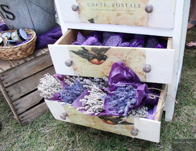 Linens in Lavender 4