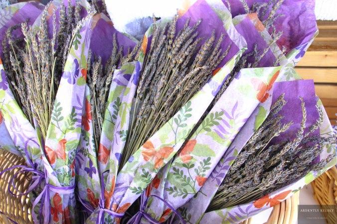 Linens in Lavender 10
