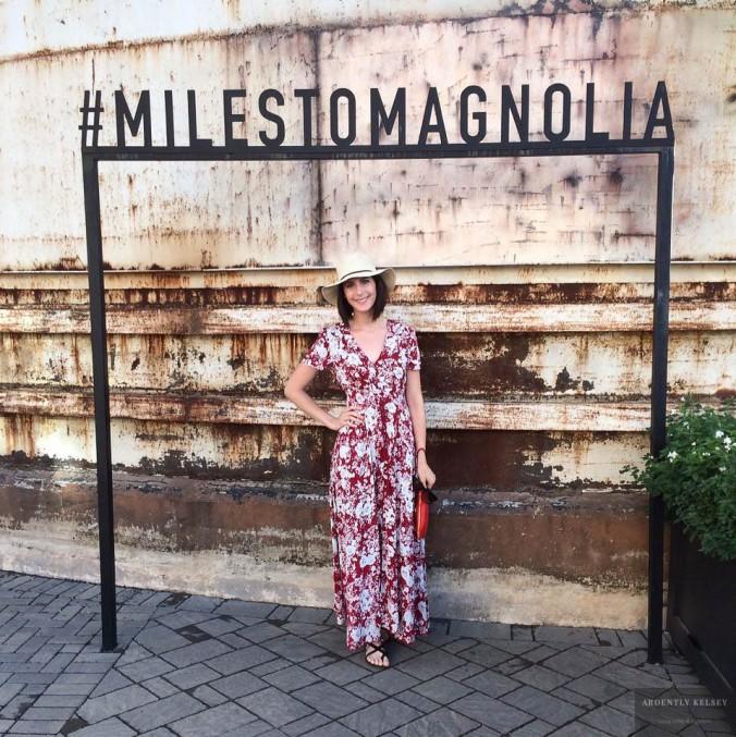 Maxi at Magnolia 18